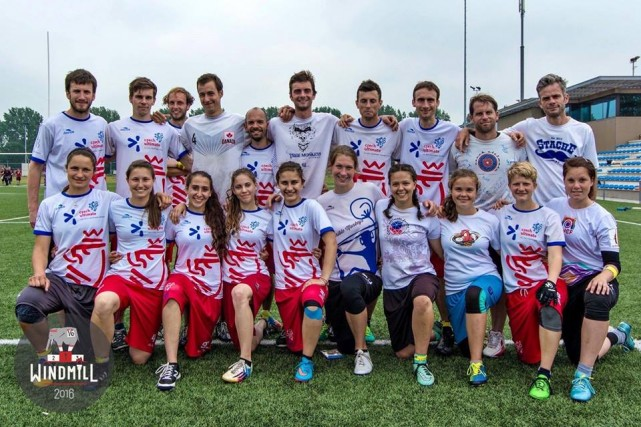 Czech mixed team