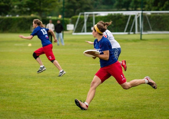 Women Ultimate, foto: Mike Hawkins