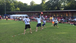 Disc Days Cologne 2015 - Monkeys v Německu